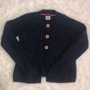 Navy Mini Boden sweater